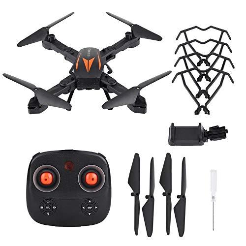 nobrand Camera Pieghevole FPV Drone 2.4GHz Wireless WiFi Telecomando Quadcopter (1280 * 720 2MP Camera)