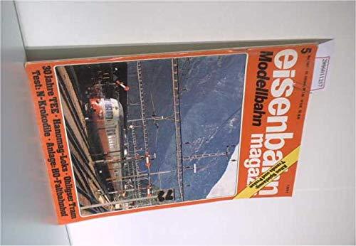 eisenbahn Modellbahn magazin 1987 Heft 1-12 ( Konvolut)