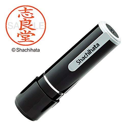Shachihata Seal Hanko name 9 XL-9 stamp face 9.5 mm Shishido Japan