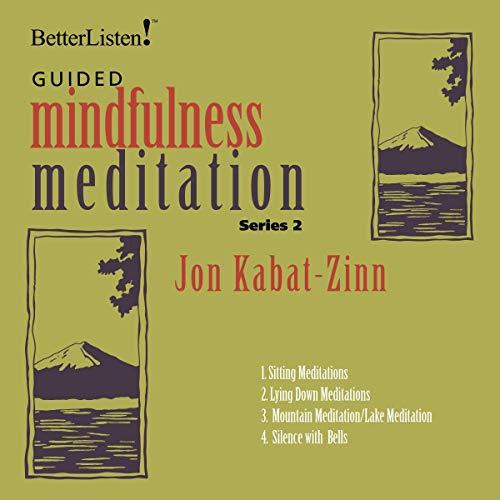 Guided Mindfulness Meditation Series 2 Audiobook By Jon Kabat-Zinn cover art