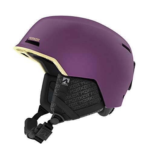 Marker Skihelm Snowboardhelm Clark Purple Gr. M Kopfumfang 55-59 cm UVP 119€ Neu