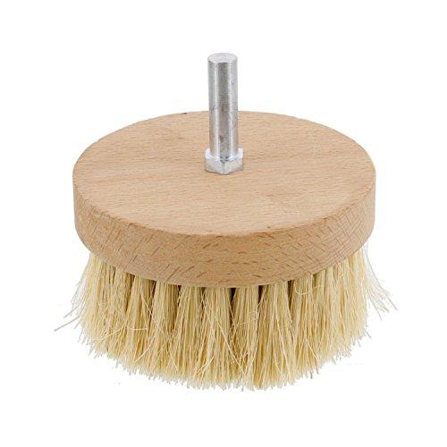 Uns Art Supply 10,2cm breit Kreide und Wachs Puderpinsel mit 3/20,3cm Bohrer...