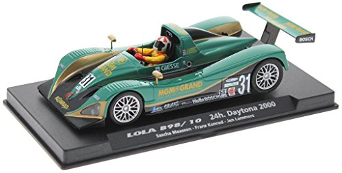 FLy Slot Car Scalextric 88096 A-508 Compatible Lola B98/10 24h. Daytona 2000