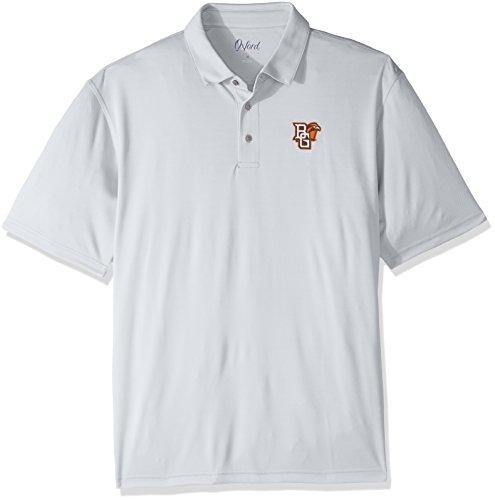 NCAA Herren Houston Performance Polo-Shirt, Bowling Green Falcons, 3XL, hohe Passform