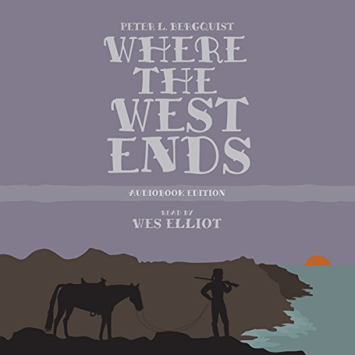 Where the West Ends audiobook cover art