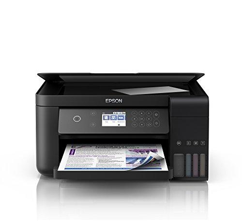 Epson Multifuncional Ecotank L6161 , tanque de tinta a color para Negocio, Wi-Fi Direct - Ethernet