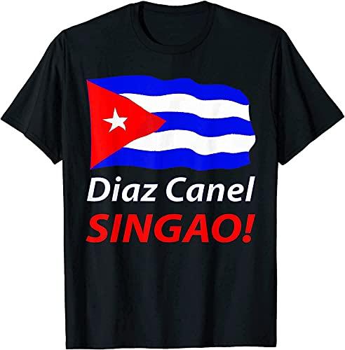 Camiseta Patria y Vida Movimiento San Isidro SOS Camiseta, S3., 46
