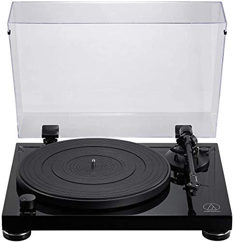 Audio-Technica AT-LPW50PB - Giradiscos Totalmente Manual con transmisión por Correa