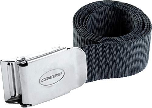 Cressi Weight Belt, Black