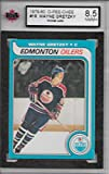 1979-80 O Pee Chee Hockey Card Complete Set 396 Cards Wayne Gretzky Rookie Card Graded KSA 8.5 NM+. rookie card picture