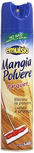 Emulsio 0263913 Mangiapolvere Parquet, 300 ml