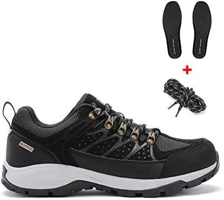 Men s Waterproof Hiking Shoes Lightweight Non Slip Low Cut Trekking Hiking Sneakers Outdoor product image