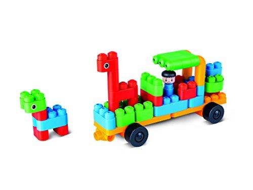 PolyM 760006 Kleinkinder-Spielzeug, Klar
