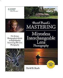 David Busch'S Mastering Mirrorless Interchangeable Lens Photography By David D. Busch