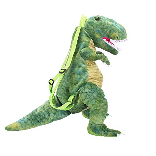 3D Dinosaur Backpack, Kids Cute Ani…