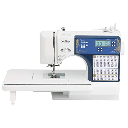 Brother Sewing and Quilting Machine, DZ3000, 240 Built-in...