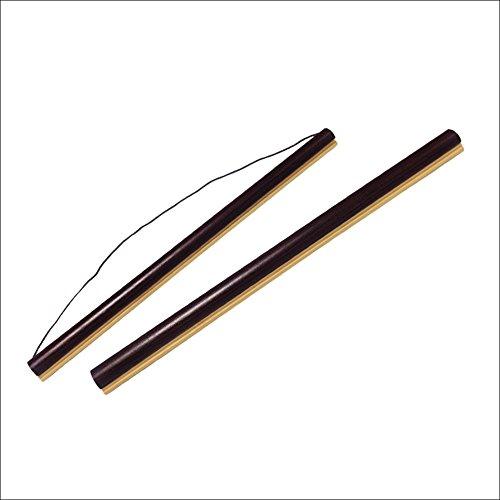 kenema タペストリー棒 マグネット式 手拭い用 39cm