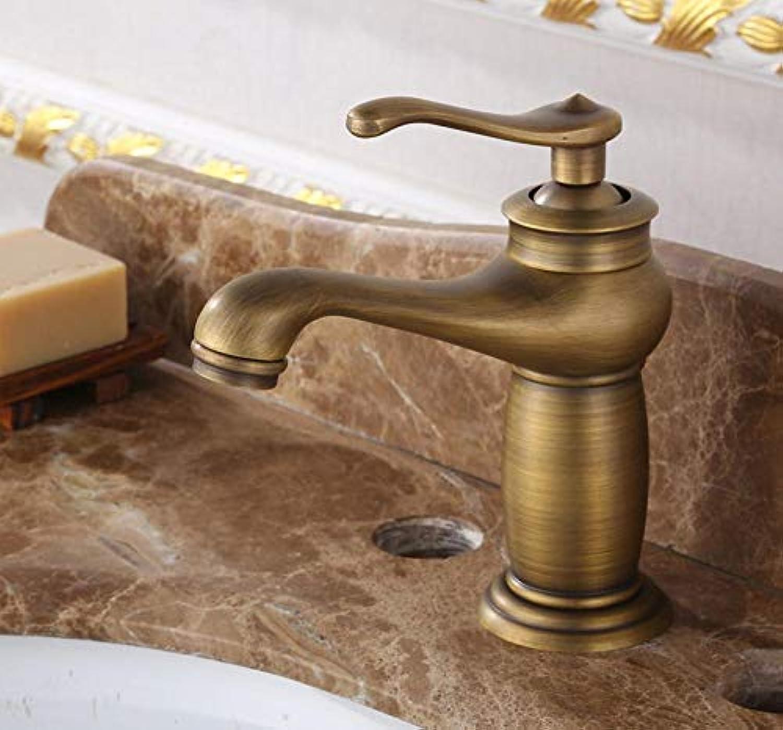 Wasserhahn Waschbecken Wasser Mischbatterie Wasserhahn Messing Bad Mischbatterie
