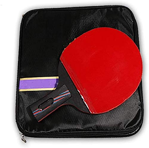 Affordable Professional Ping Pong Paddle Racket Ping Pong Paddle Table Tennis Racket Training Racket...