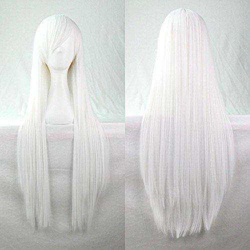 haz tu compra pelucas largas de color on-line