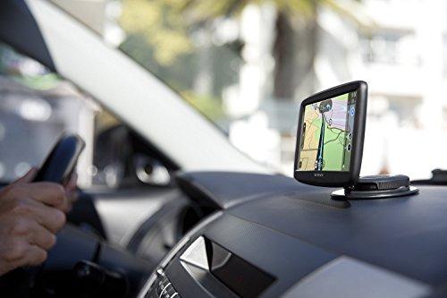 TomTom GPS Auto START 62, 6 Pouces Cartographie Europe 49 à Vie + Scratchcard 1 an de mise à jour zones de danger