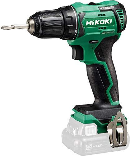 HIKOKI DH12DD (Basic) - Martillo perforador, color verde y negro