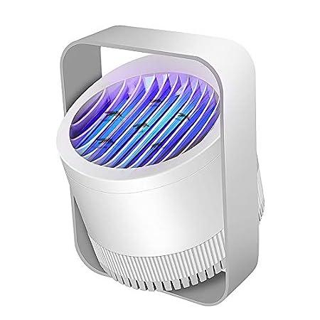 【8/29まで】Easy life UV光源吸引式捕虫器 蚊取り器 600円!2000円以上 or プライム会員は送料無料!