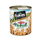 Tukasひよこ豆の水煮800g - Tukas Boiled Chickpeas (Can) 800 gr