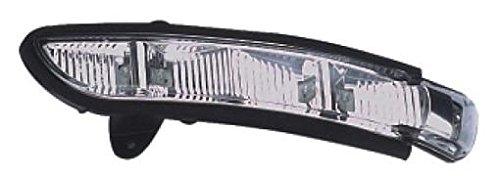 Faro espejo retrovisor clase E W211 2006 – 2009 izquierdo LED