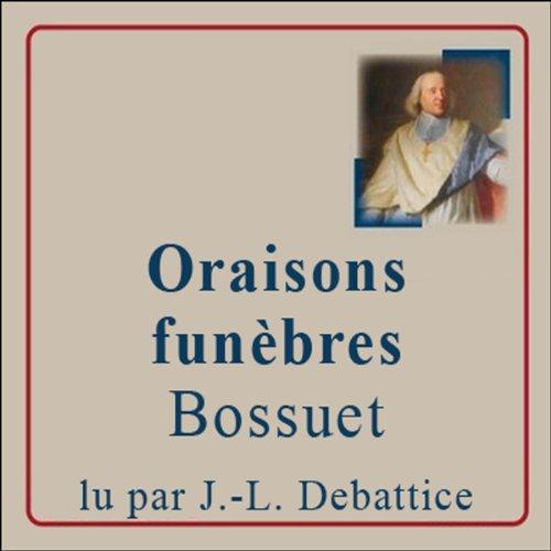 Oraisons funèbres  audiobook cover art