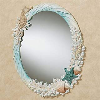 Best coral wall mirror Reviews