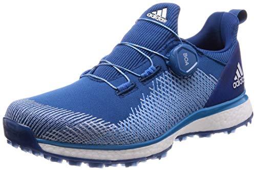 adidas Herren Forgefiber Boa Golfschuhe, Blau (Azul Bb7918), 44 2/3 EU