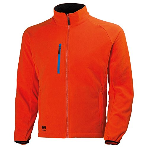 Helly Hansen mens72085BTEagle Lake Fleece grote & lange jas Fleece jas, XS, ORANJE
