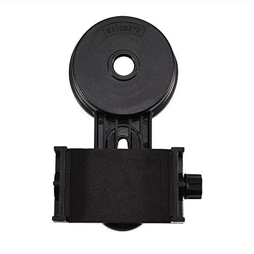 HUJIAQI Universal Cell Phone Adapter Holder Mount Microscope Telescope Interface Bracket