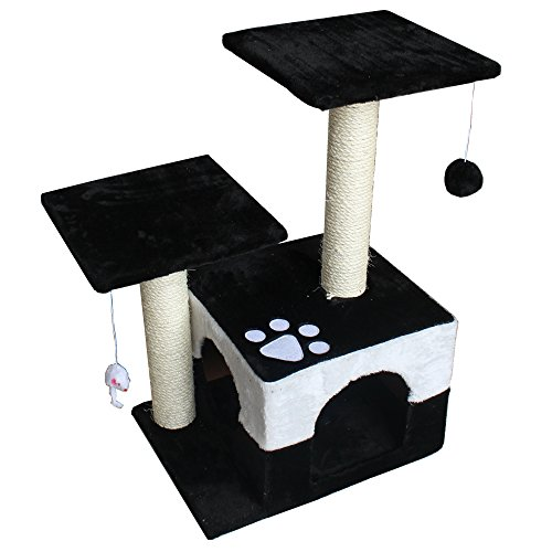 America Phoenix Multi Color Newest Cat Tree Condo Furniture