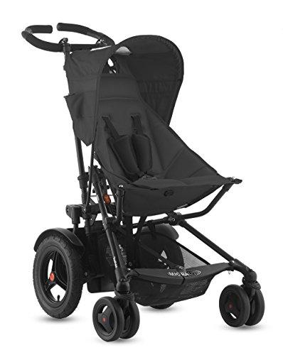 Joovy Toofold Double Stroller, Black