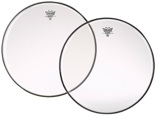 Remo bd0318–00claro Diplomat tambor Head–18-inch