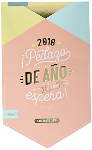 Calendario de Mr.Wonderful