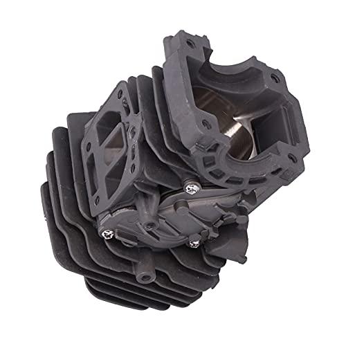 Gatuxe Kit de pistón, Cilindro Duradero de Rendimiento Estable para Cilindro Stihl Pieza de Sierra de Cadena de Repuesto para Motosierra Stihl MS251 MS251