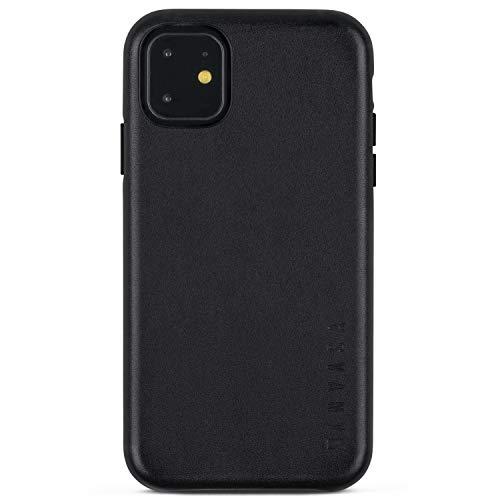 KANVASA Funda iPhone 11 Negra - Carcasa Skin para Apple iPho
