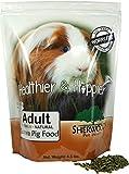 Sherwood Pet Health Guinea Pig Food-Adult, Timothy/Alfalfa Blend (Grain & Soy-Free) (Vet Used &...