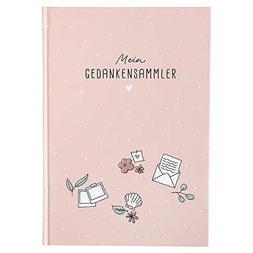 """Odernichtoderdoch Tagebuch""""Gedankensammler"""" - Das persönliche Tagebuch im A5 Format"""