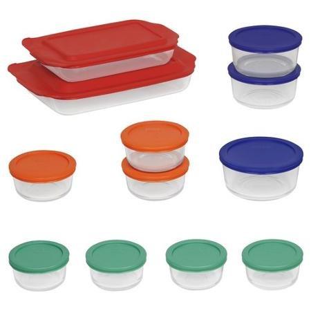 Pyrex Bake-n-Store 24-pc Set