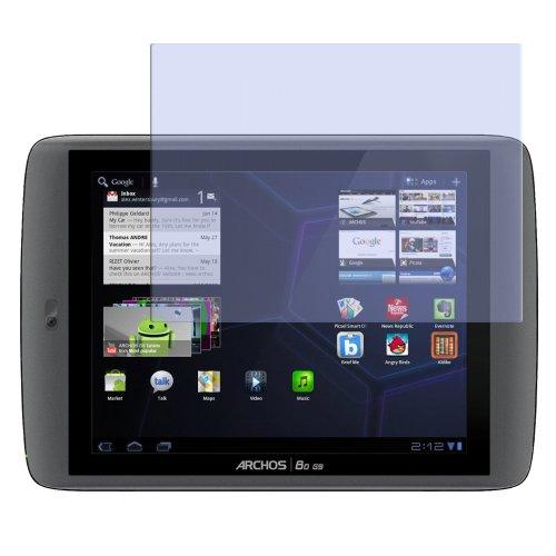 dipos I Schutzfolie matt kompatibel mit Archos 80 G9 Folie Bildschirmschutzfolie