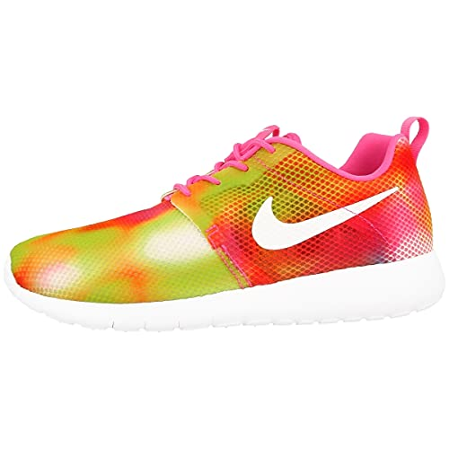 Nike Schuhe Roshe One Flight Weight (GS) Pink Pow-White (705486-601) 38 Multicolor