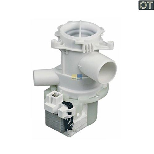 Arcelik Beko 2840940200 ORIGINAL Ablaufpumpe Magnetpumpe Entleerungspumpe Wasserpumpe Synchronpumpe Schmutzwasserpumpe Magnettechnikpumpe Laugenpumpe Pumpe 25W Waschmaschine auch Blomberg Bomann