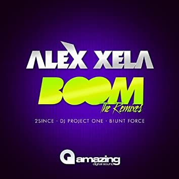 Boom the Remixes