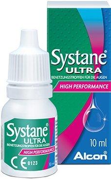 Systane Ultra MD Benetzungstropfen Spar-Set 6x10ml. Basispflege bei trockenen Augen und bietet eine spürbare Linderung.