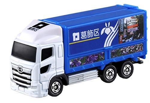 トミカ No.48 日野 プロフィア 葛飾トラック (箱)