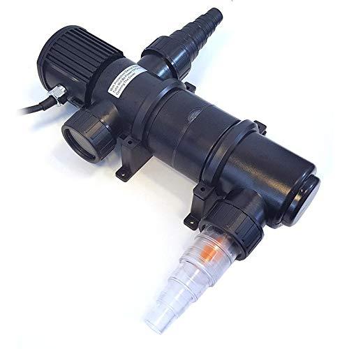 Bc-elec CUV-211 Teich Sterilisator UV 11W - Teich Wasserklärer UVC 11W